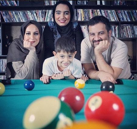 از بِرکه تا نیل/ هنرمندان معروف ایرانی چه اسمهایی را برای فرزندشان انتخاب کرده اند؟